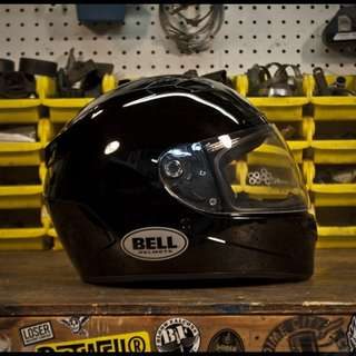Bell Vortex Adult Full Face Street Motorcycle Motorbike Helmet Size Small Medium Large X-Large XX-Large