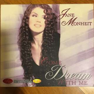 Jane Monheit - Come Dream with Me ( CD )