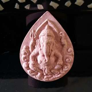 LP Moon Phra Pikanet / Ganesha Old Amulet