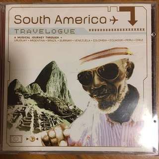 South America - Travelogue ( CD )