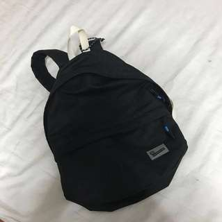 Almost new Crumpler authentic black bag pack