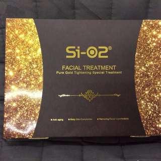 日本Si-O2黃金緊緻精華療程 Pure Gold Tightening Special Treatment
