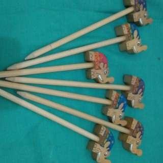 Elephant pencil from Bangladesh