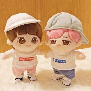 20CM Doll Outfits,T-Shirt