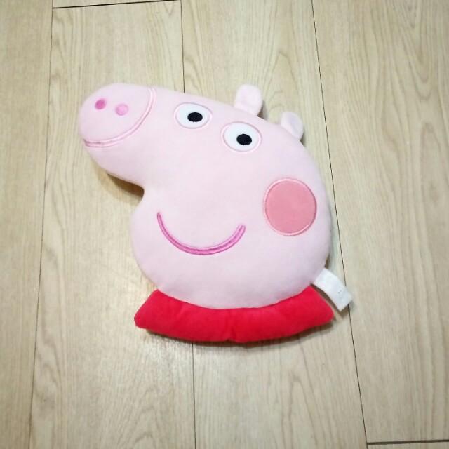 佩佩豬玩偶抱枕(滿299免運)