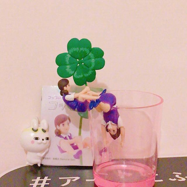 紫制服杯緣子