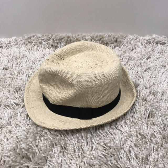 草帽 accessorize
