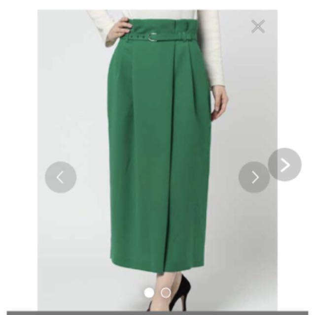 日牌 G.V.G.V 經典款 高腰裙 日本製