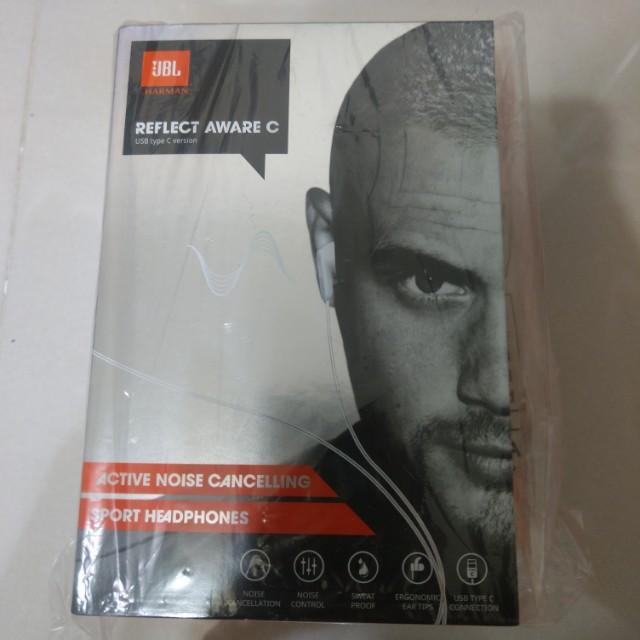 全新 HTC JBL降噪耳機 主動式降噪耳機