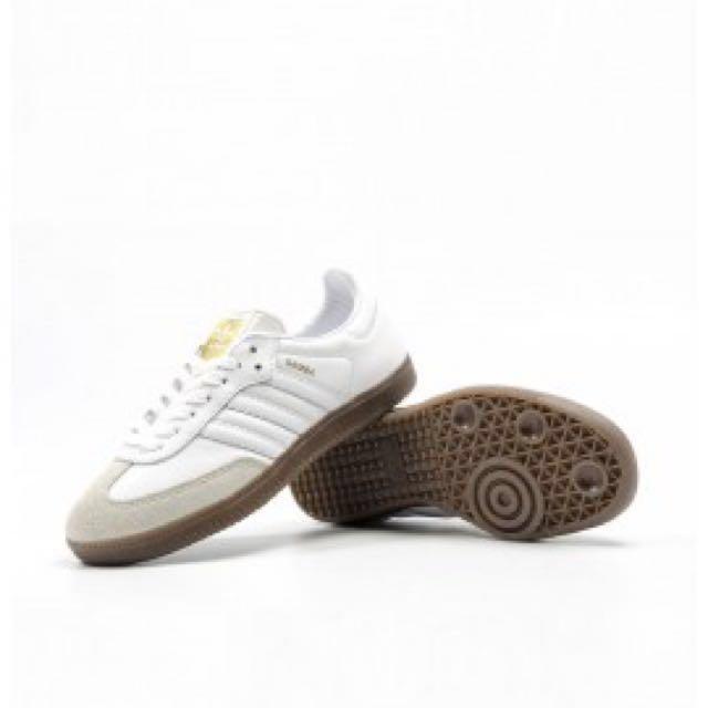 Adidas Samba OG WHITE Gum Casual