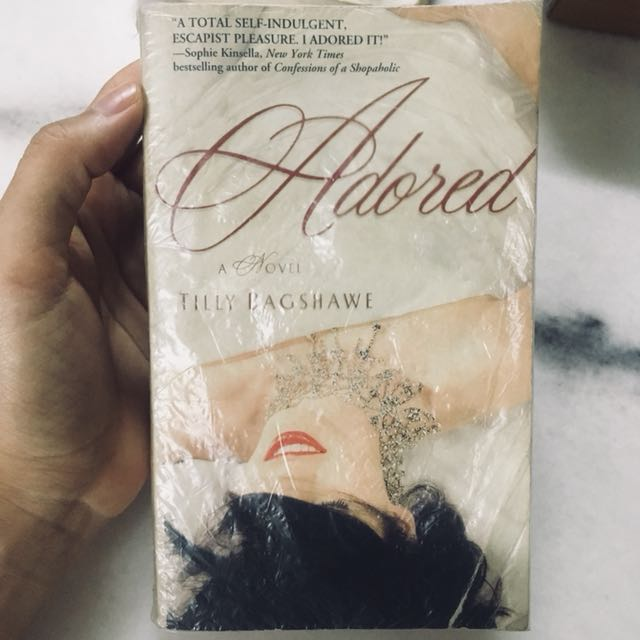 Adored ~ Tilly Bagshaw