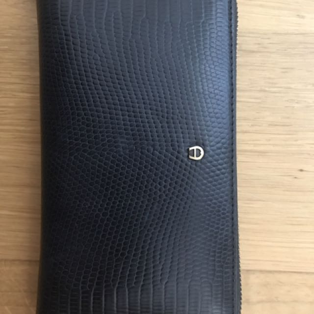Aigner wallet black