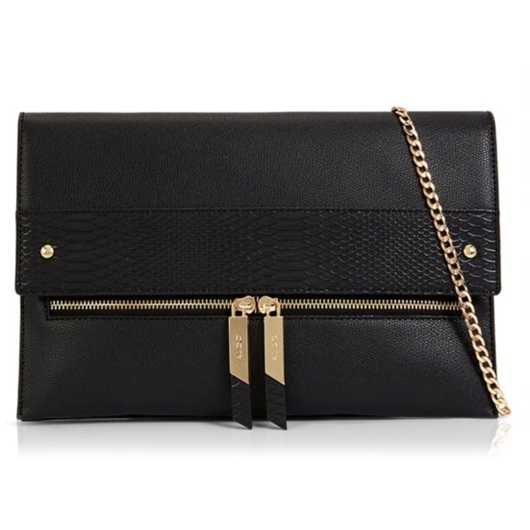 Aldo Flap Clutch/ Messenger Bag (KF)