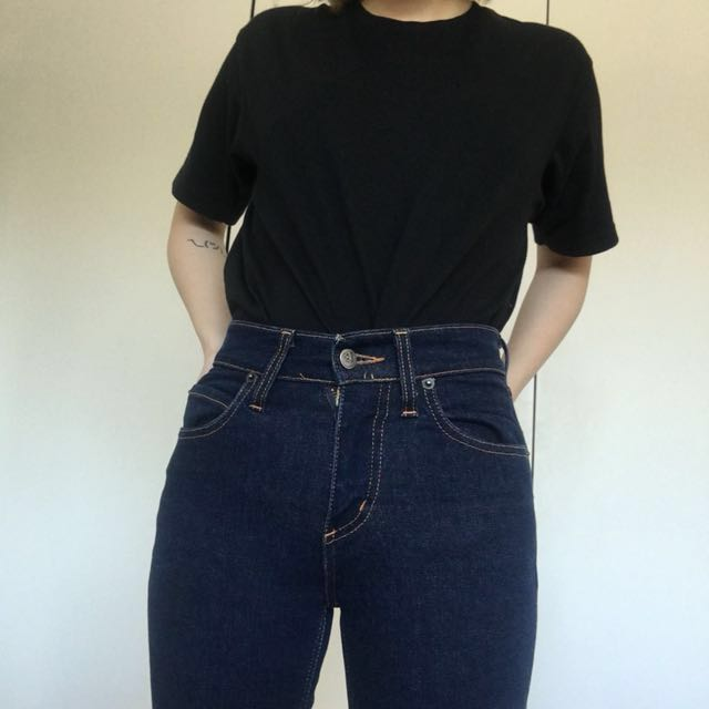 [Altered 4 petites] 24/25w Cheap Monday Tight Jeans