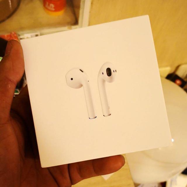 Apple Airpods(全新)