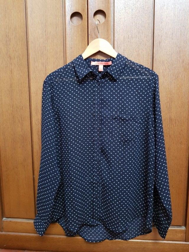 Authentic Mango long sleeves top