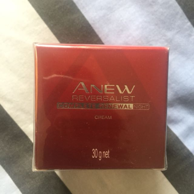 Avon Anew Night Cream 30g
