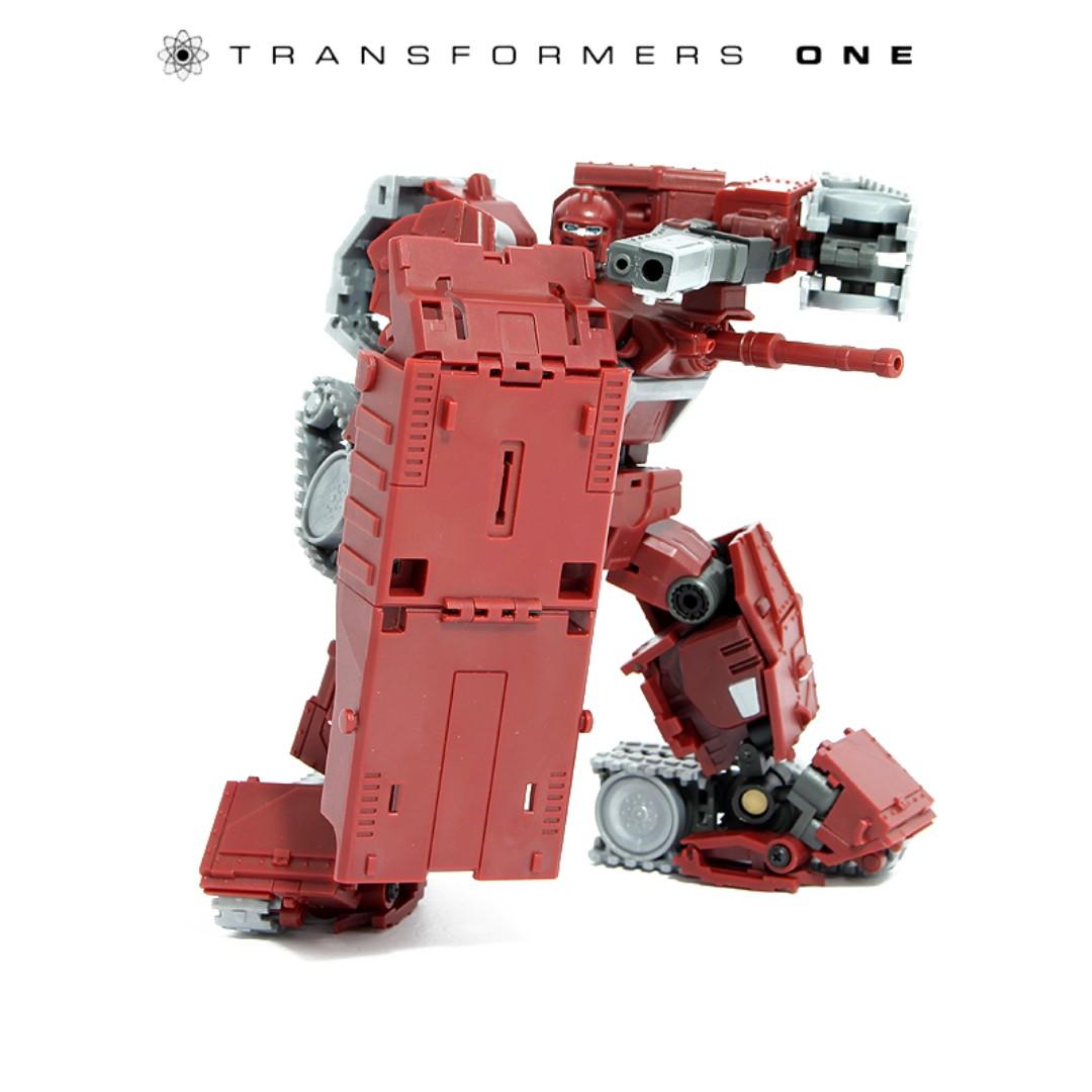 Badcube, Bad Cube, OTS-04 Wardog (MP Warpath), Toys & Games