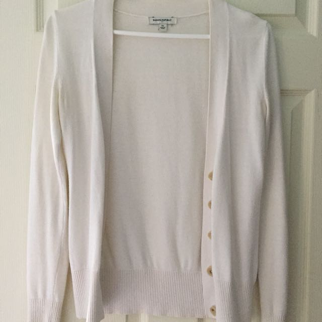 Banana Republic cardigan XS