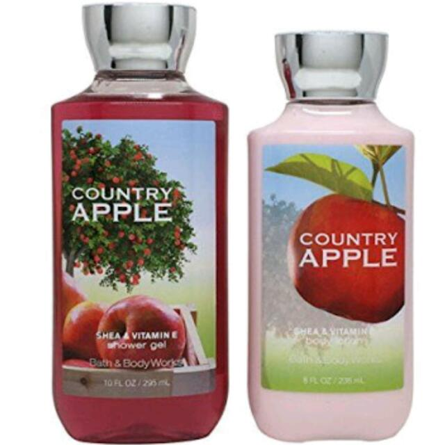 Bath & Body Works Lotion & Shower Gel (Set)