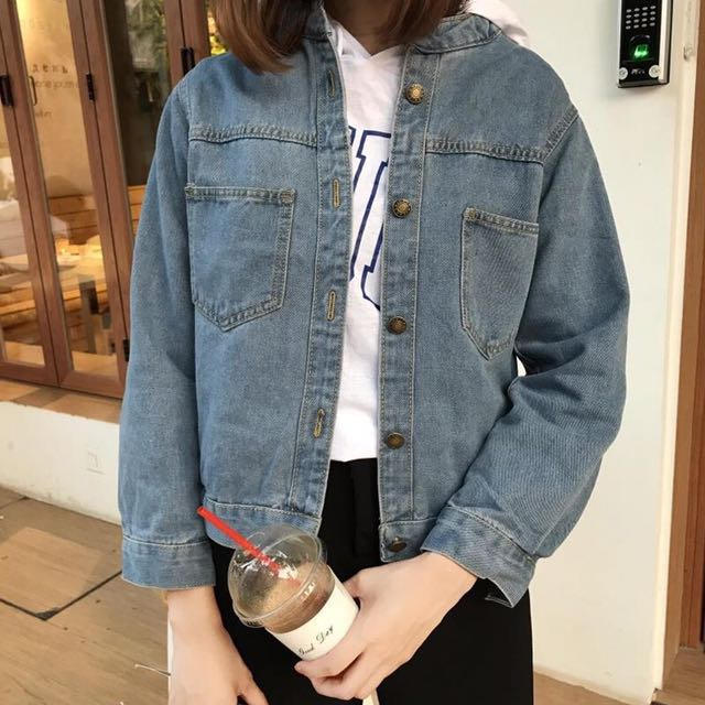Bf Denim Jacket