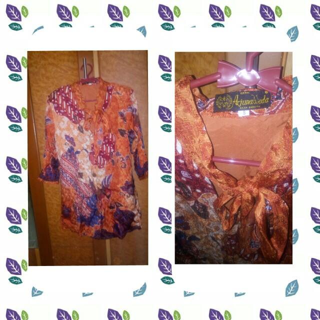 Blouse batik arjunaweda