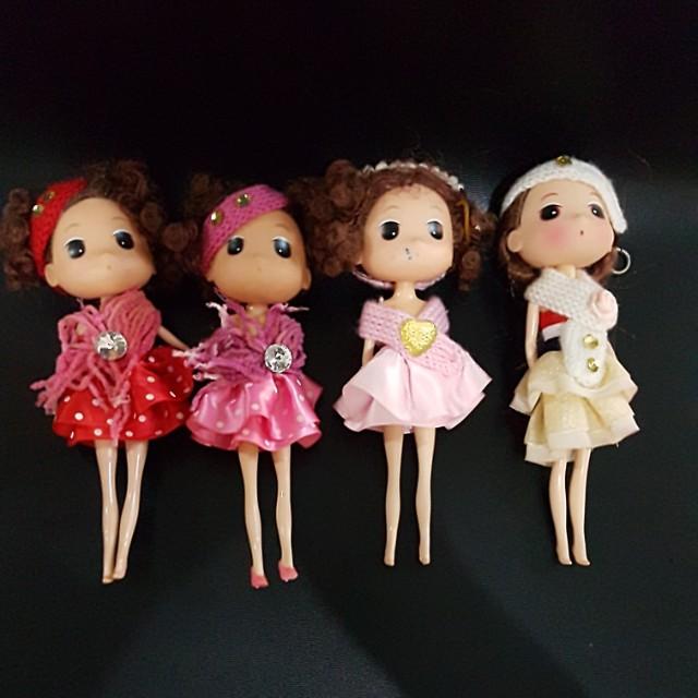Boneka cute barbie