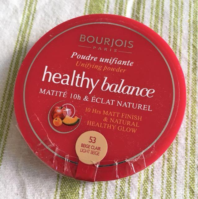 Bourjois Healthy Balance Matte Finish Powder