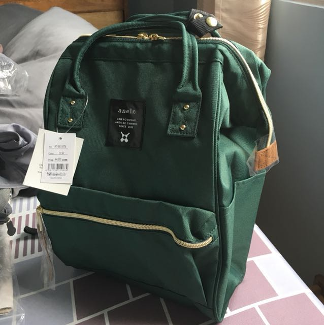 Brand new Authentic Anello Backpack