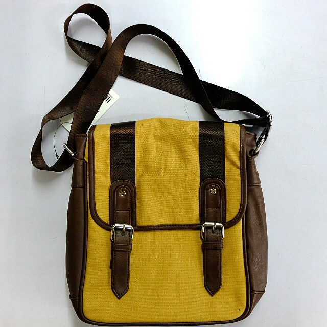 Brandnew and Original Memo Men's Sling Bag