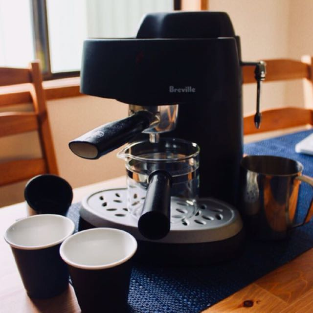 Breville coffee machine- negotiable
