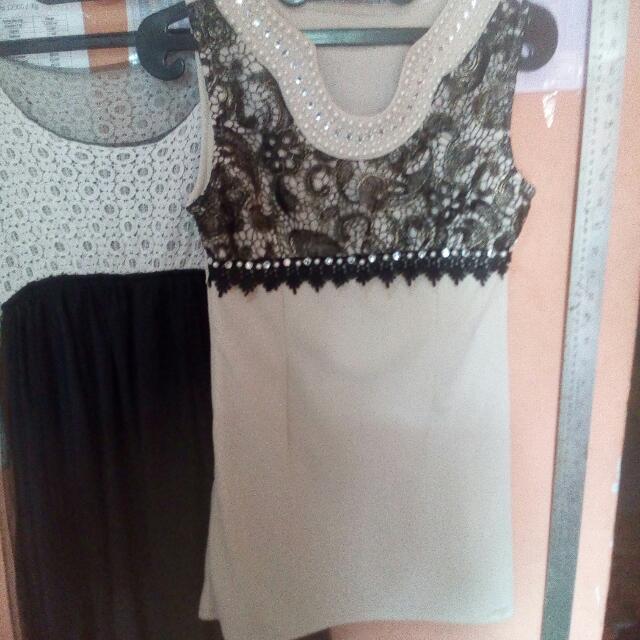 Brokat Lace Dress