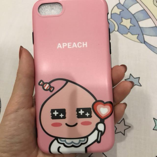 Case Iphone 7 Apeach