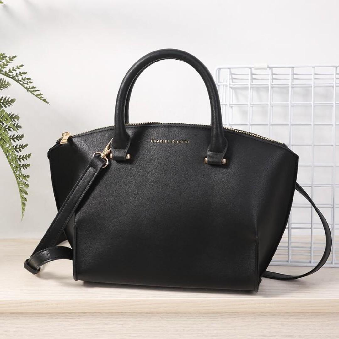 Charles and Keith Sling Bag/ Handbag