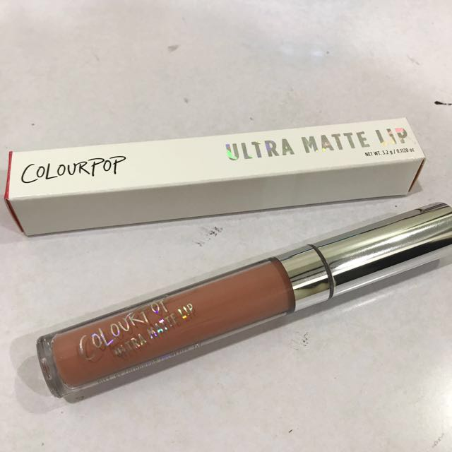 Colourpop Knotty