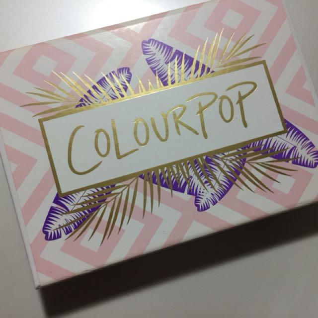 Colourpop super shock 單顆眼影 多色