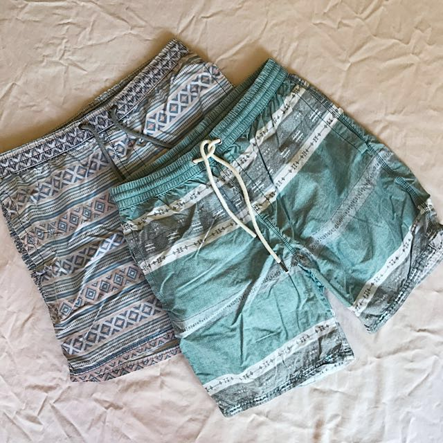 Cotton On Shorts x2 (selling together)