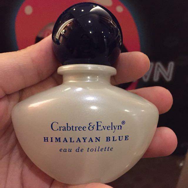 crabtree & evelyn himalayan blue