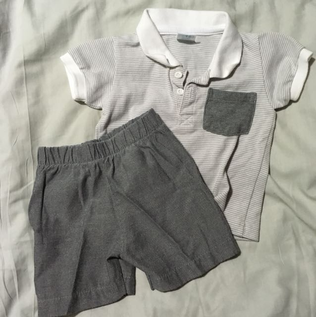 Crib Couture Polo Set