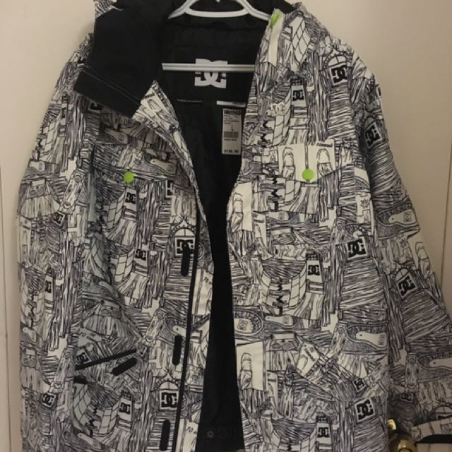 DC winter jacket