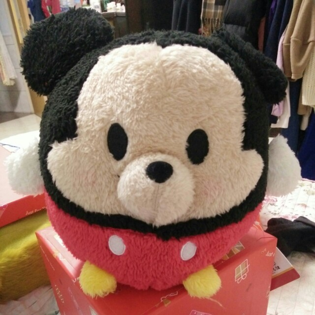 Disney Q版米奇玩偶