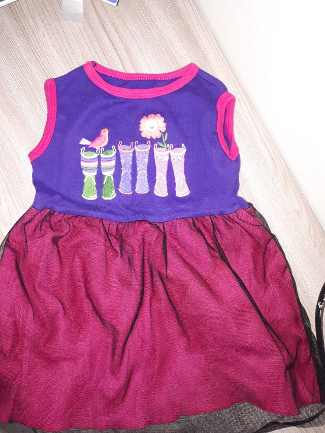 Dress balita