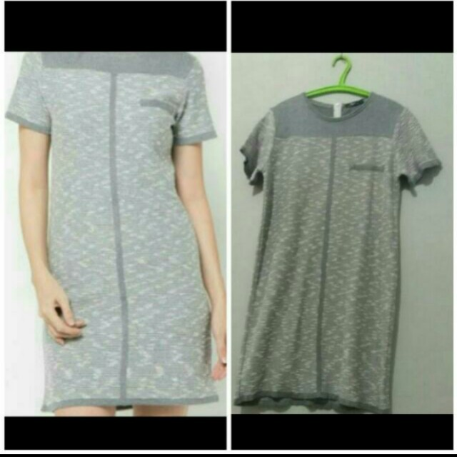 Dress knit grey