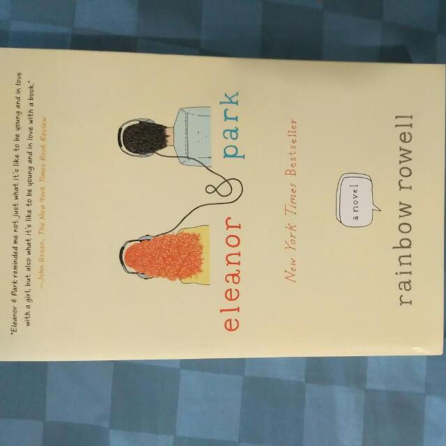 Eleanor & Park Novel By Rainbow Rowell (English)