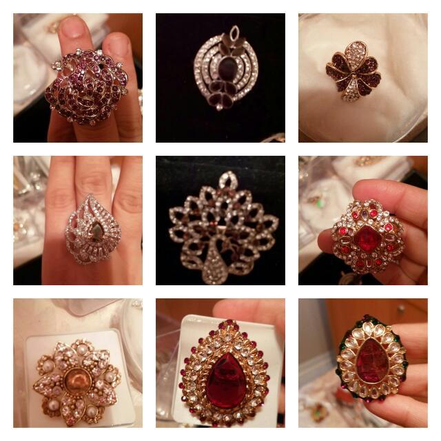 Fingerrings