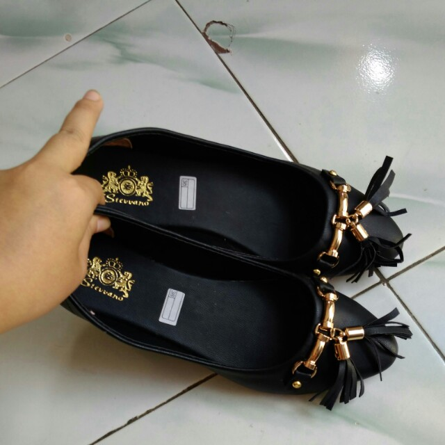 Flatshoes stevvano