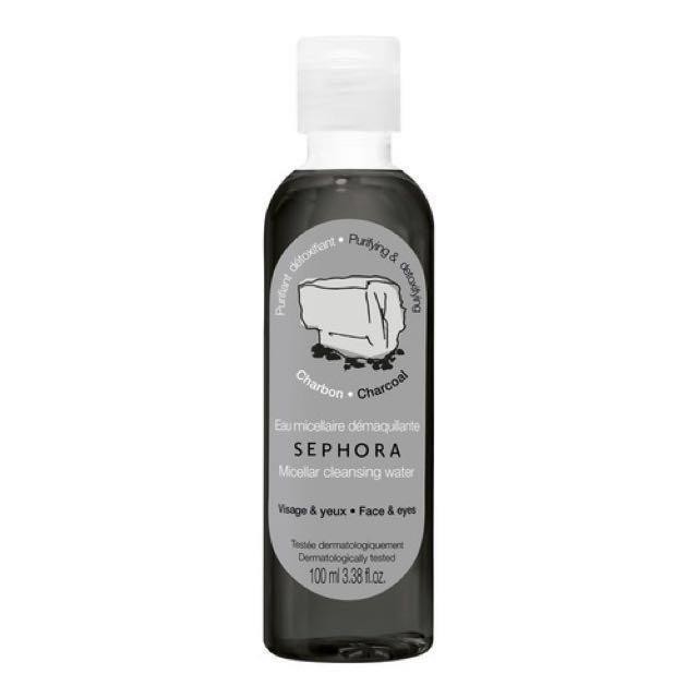 FREE ONGKIR Sephora Micellar Cleansing Water Charcoal
