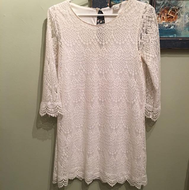 ⚫️FREE SMALL H&M Dress