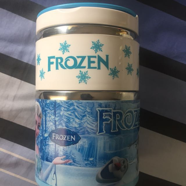 Frozen Lunchbox