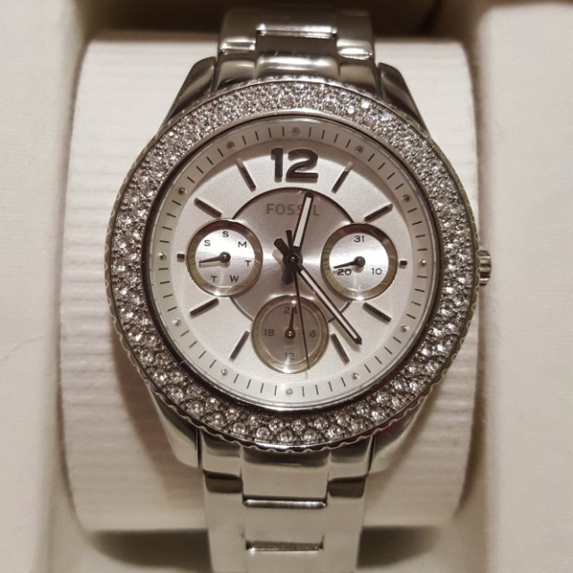Genuine Fossil Ladies Watch